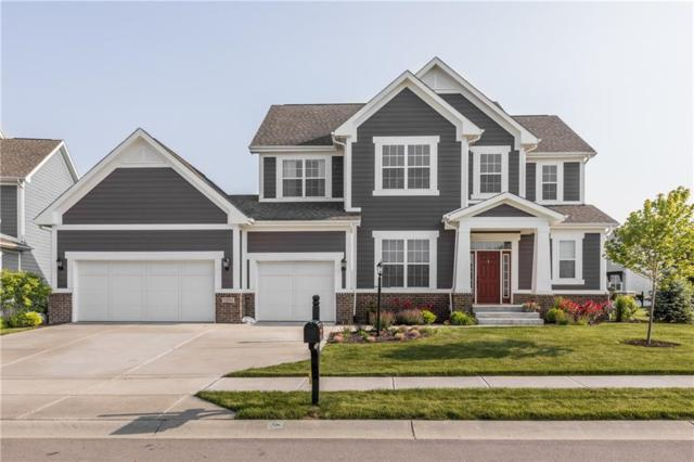 10584 Treeswing Drive, Fishers, IN 46038 (MLS #21644691) :: AR/haus Group Realty