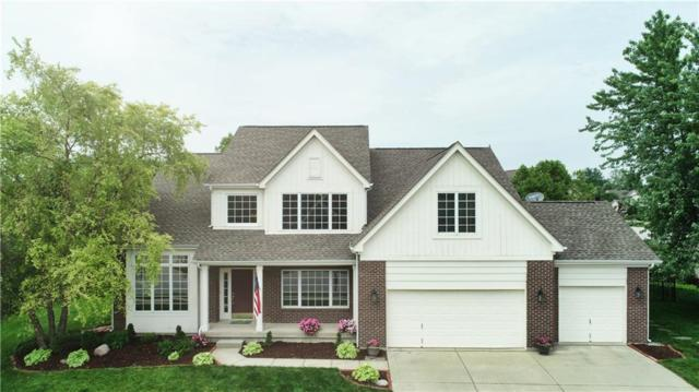 7756 Highland Park Drive, Brownsburg, IN 46112 (MLS #21644741) :: The Indy Property Source