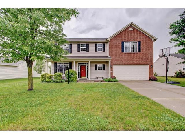 5874 W Falling Waters Drive, Mccordsville, IN 46055 (MLS #21644752) :: The Evelo Team