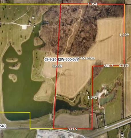 8561 Parcel 2 S State Road 75, Coatesville, IN 46121 (MLS #21644769) :: Mike Price Realty Team - RE/MAX Centerstone