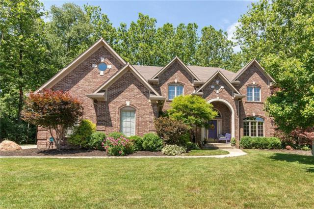 11932 Hollyhock Drive, Fishers, IN 46037 (MLS #21644798) :: The Evelo Team