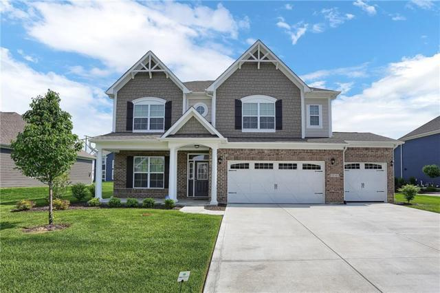 15143 Gallop Lane, Fishers, IN 46040 (MLS #21644810) :: Mike Price Realty Team - RE/MAX Centerstone