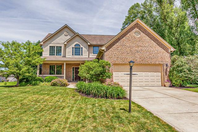 718 Merrimac Drive, Westfield, IN 46074 (MLS #21644821) :: The Evelo Team