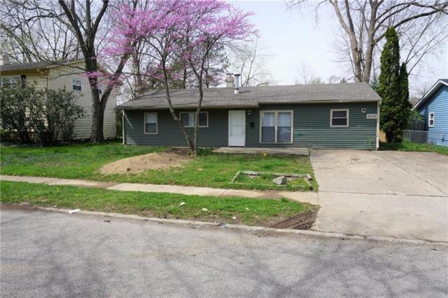 3634 N Wittfield Street, Indianapolis, IN 46235 (MLS #21644848) :: Mike Price Realty Team - RE/MAX Centerstone