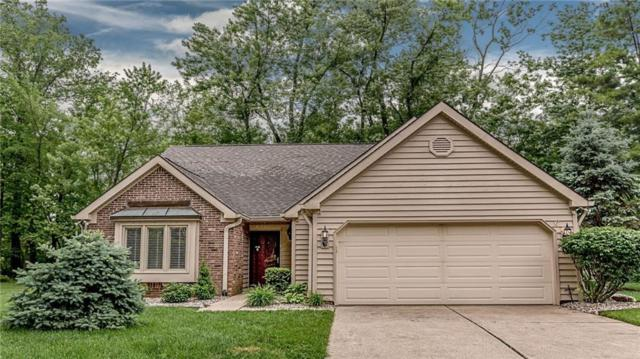 7927 Wickfield Court, Indianapolis, IN 46256 (MLS #21644874) :: David Brenton's Team