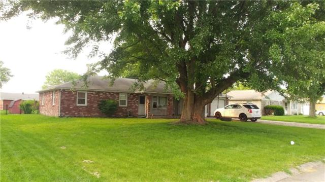 232 South Street, Chesterfield, IN 46017 (MLS #21644916) :: The ORR Home Selling Team