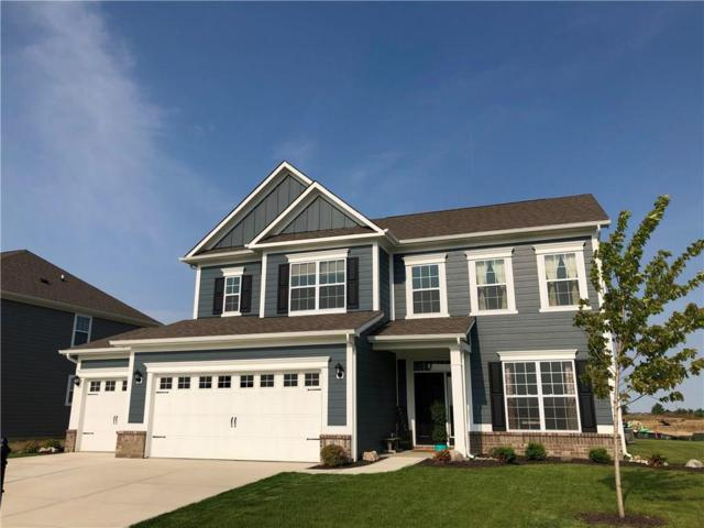 9875 Gallop Lane, Fishers, IN 46040 (MLS #21644921) :: Mike Price Realty Team - RE/MAX Centerstone