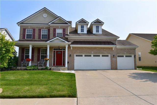 6115 Golden Eagle Drive, Zionsville, IN 46077 (MLS #21644933) :: The Star Team | RE/MAX Realty Group