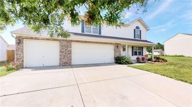 862 Helm Drive, Avon, IN 46123 (MLS #21645102) :: The Evelo Team