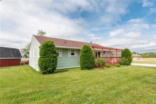 7297 N Frontage Road, Fairland, IN 46126 (MLS #21645147) :: AR/haus Group Realty