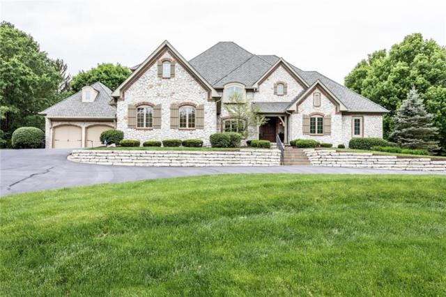 10810 Crooked Stick Lane, Carmel, IN 46032 (MLS #21645166) :: AR/haus Group Realty
