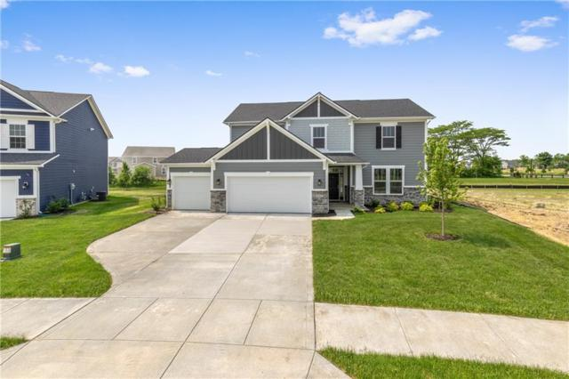 11833 Redpoll Trail, Fishers, IN 46060 (MLS #21645174) :: HergGroup Indianapolis