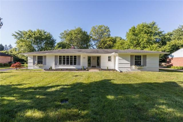 1049 Frederick Drive S, Indianapolis, IN 46260 (MLS #21645185) :: Mike Price Realty Team - RE/MAX Centerstone