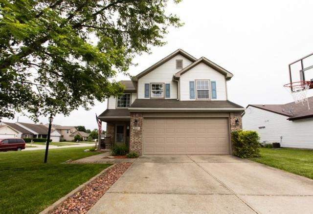 8444 Fort Sumter Drive, Indianapolis, IN 46227 (MLS #21645262) :: Mike Price Realty Team - RE/MAX Centerstone