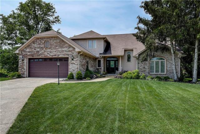 13751 Hill Crest Court, Carmel, IN 46032 (MLS #21645301) :: AR/haus Group Realty