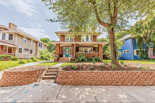 3939 Central Avenue, Indianapolis, IN 46205 (MLS #21645368) :: Mike Price Realty Team - RE/MAX Centerstone