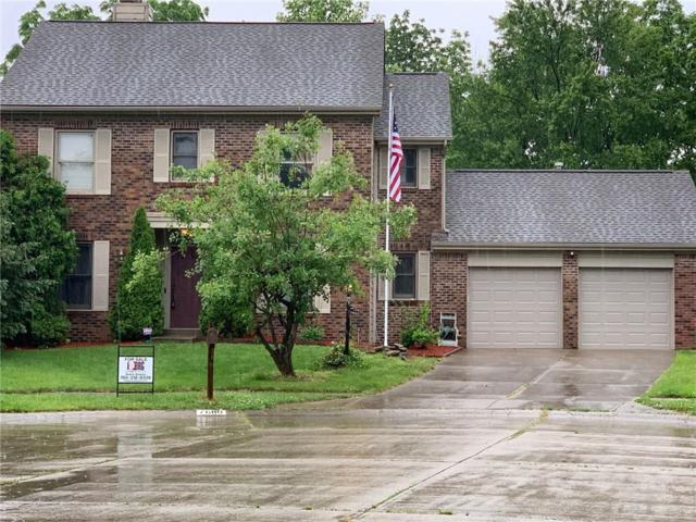 7680 Whitlock Court, Indianapolis, IN 46268 (MLS #21645442) :: David Brenton's Team