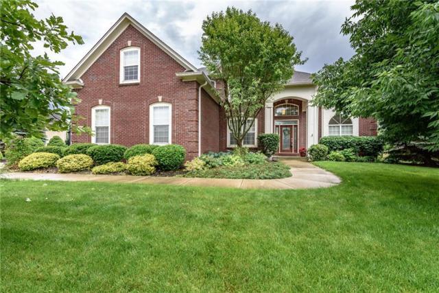 16417 Oak Manor Drive, Westfield, IN 46074 (MLS #21645451) :: AR/haus Group Realty