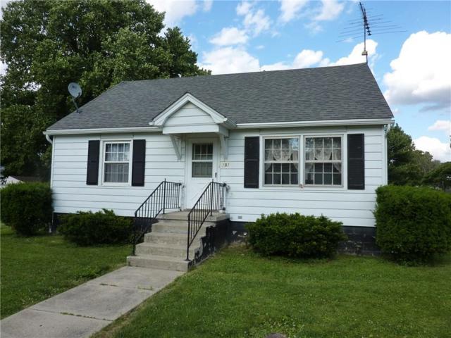 101 N Walnut Street, Roachdale, IN 46172 (MLS #21645468) :: HergGroup Indianapolis