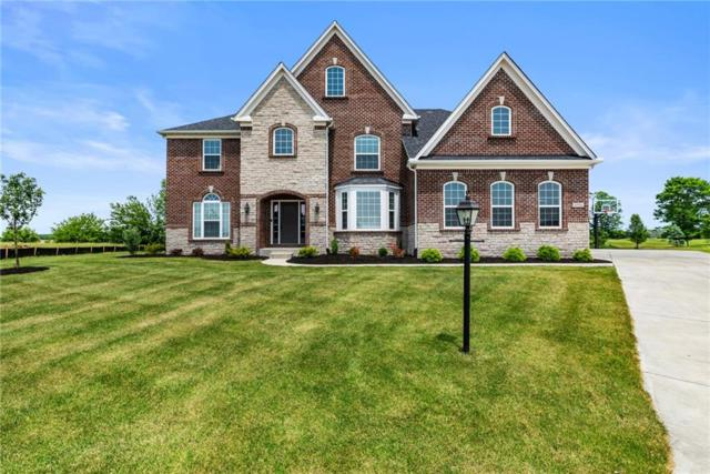 4956 Fennel Drive, Pittsboro, IN 46167 (MLS #21645499) :: Mike Price Realty Team - RE/MAX Centerstone