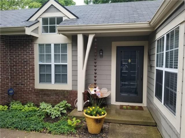 9340 Aberdare Drive #56, Indianapolis, IN 46250 (MLS #21645506) :: AR/haus Group Realty