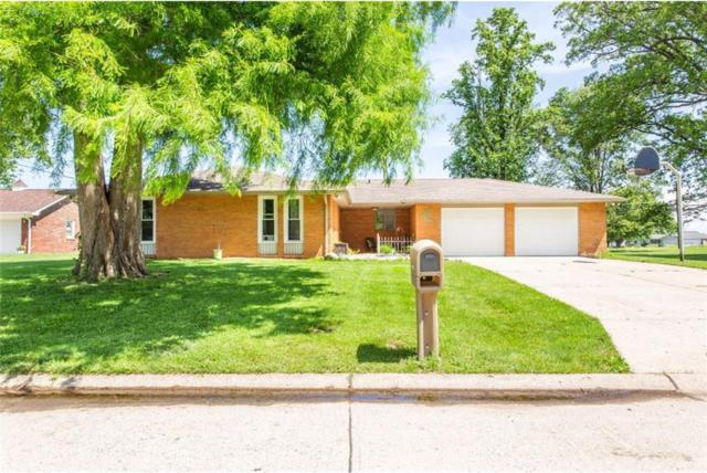 9305 S Greenway Drive, Daleville, IN 47334 (MLS #21645553) :: The ORR Home Selling Team