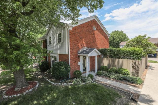 153 W Hickory Lane, Indianapolis, IN 46217 (MLS #21645565) :: AR/haus Group Realty