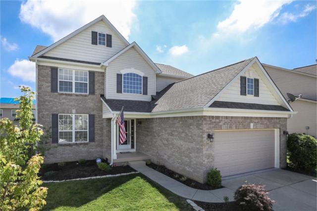 1443 Stormhaven Way, Greenwood, IN 46143 (MLS #21645672) :: Heard Real Estate Team   eXp Realty, LLC