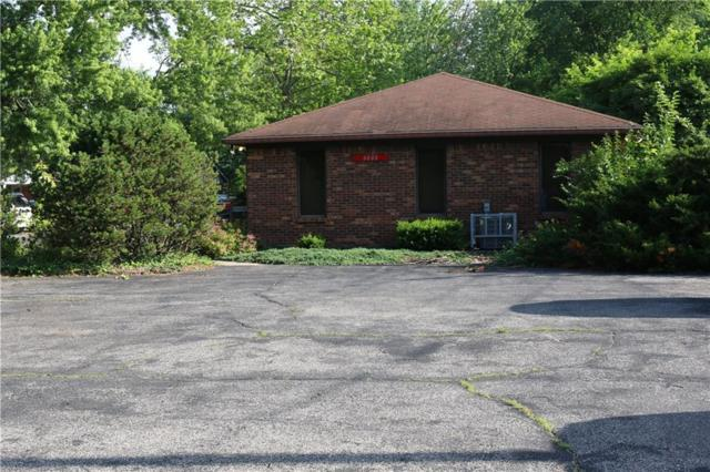 8888 E 10th Street, Indianapolis, IN 46219 (MLS #21645720) :: Mike Price Realty Team - RE/MAX Centerstone