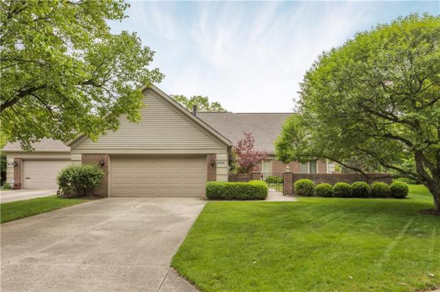 8485 Olde Mill Circle West Drive 10-2, Indianapolis, IN 46260 (MLS #21645741) :: Mike Price Realty Team - RE/MAX Centerstone