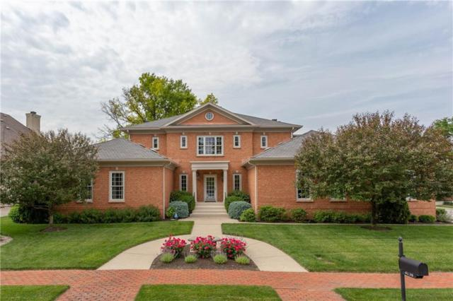 4130 Heyward Lane, Indianapolis, IN 46250 (MLS #21645826) :: The Star Team | RE/MAX Realty Group