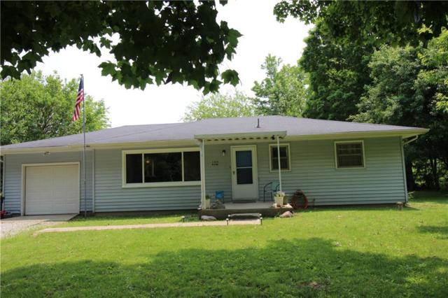 3304 S County Road 400 W, New Castle, IN 47362 (MLS #21645866) :: Mike Price Realty Team - RE/MAX Centerstone