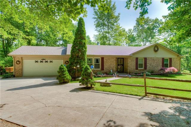 1660 W Us Highway 40, Clayton, IN 46118 (MLS #21645869) :: The Indy Property Source