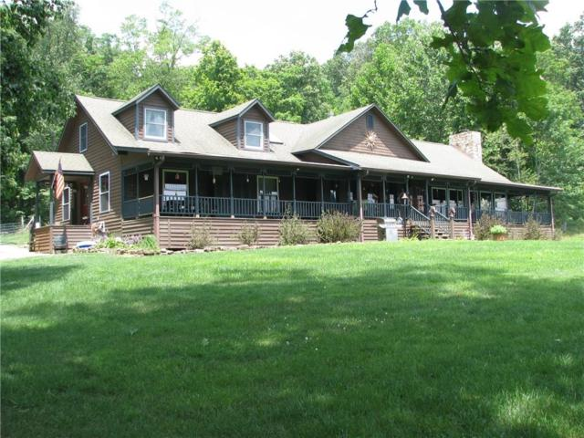 8540 N Ferry Road, Bloomfield, IN 47424 (MLS #21645872) :: Mike Price Realty Team - RE/MAX Centerstone