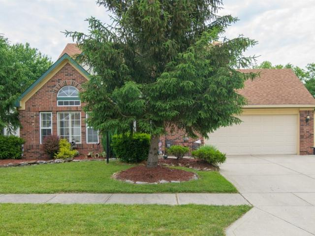 126 Easton Point Way, Greenwood, IN 46142 (MLS #21645874) :: Mike Price Realty Team - RE/MAX Centerstone