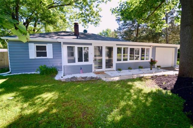 1804 Randall Road, Indianapolis, IN 46240 (MLS #21645915) :: Mike Price Realty Team - RE/MAX Centerstone