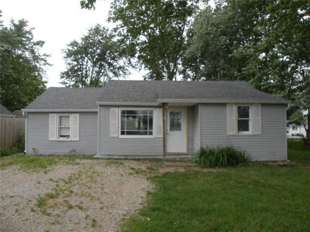 8095 N Sugar Creek Lee Drive, Fairland, IN 46126 (MLS #21645917) :: AR/haus Group Realty