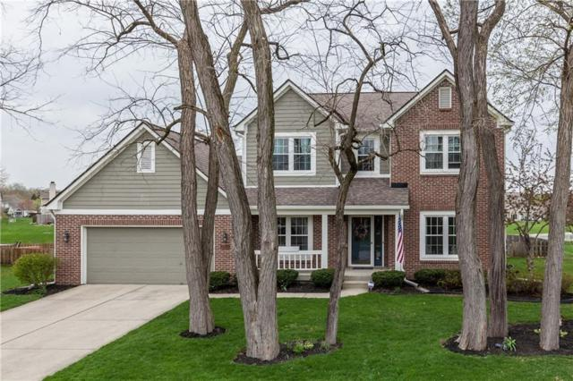 10988 Eaton Court, Fishers, IN 46038 (MLS #21645940) :: Mike Price Realty Team - RE/MAX Centerstone
