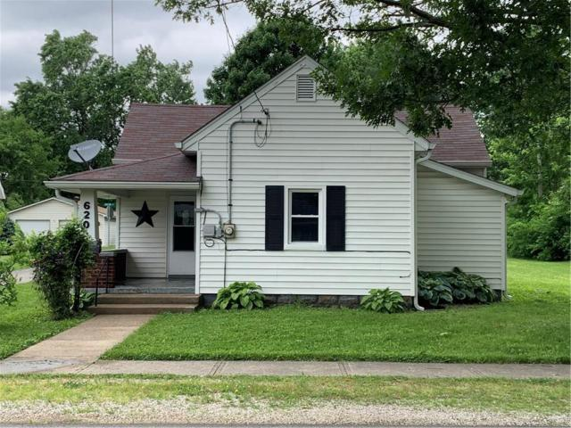 620 Brewer Street, Whiteland, IN 46184 (MLS #21645954) :: The Indy Property Source