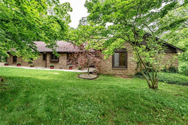 8818 Dandy Creek Drive, Indianapolis, IN 46234 (MLS #21646019) :: David Brenton's Team