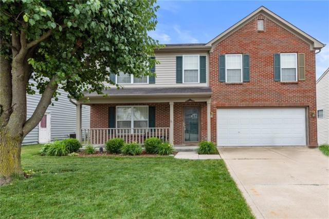 4429 Valley Trace Court, Indianapolis, IN 46237 (MLS #21646033) :: David Brenton's Team