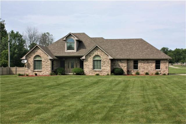 11026 Mclaughlin Lane, Mooresville, IN 46158 (MLS #21646082) :: HergGroup Indianapolis