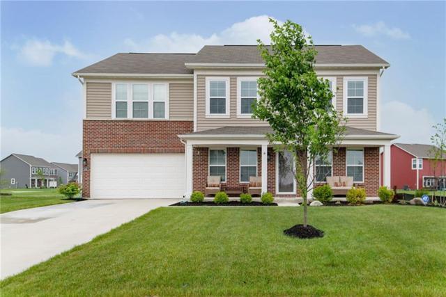 6256 N Woodbury Drive, Mccordsville, IN 46055 (MLS #21646120) :: Heard Real Estate Team | eXp Realty, LLC