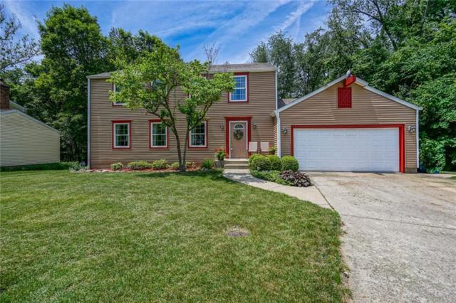 9320 Budd Run Drive, Indianapolis, IN 46250 (MLS #21646128) :: David Brenton's Team