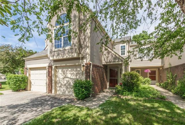 9519 Aberdare Drive, Indianapolis, IN 46250 (MLS #21646142) :: AR/haus Group Realty