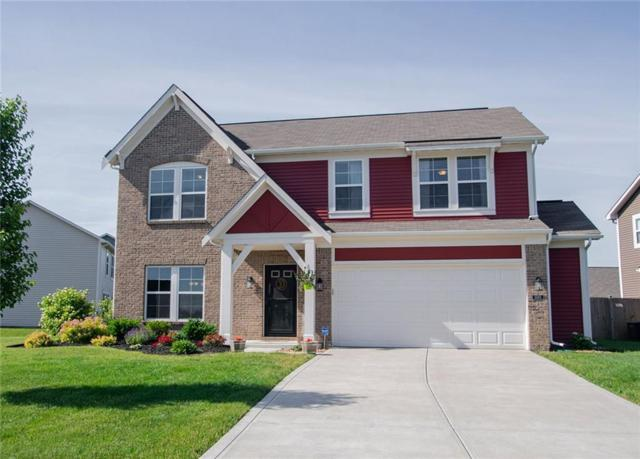 5583 W Woods Edge Drive, Mccordsville, IN 46055 (MLS #21646145) :: Mike Price Realty Team - RE/MAX Centerstone