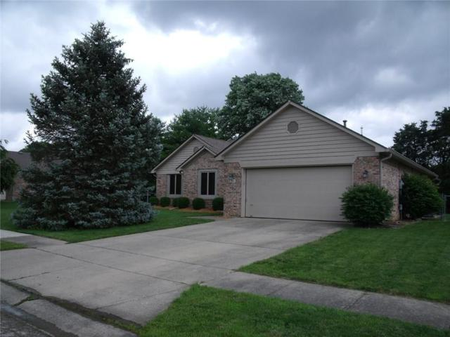 221 Pinnacle Lane, Plainfield, IN 46168 (MLS #21646164) :: The Indy Property Source