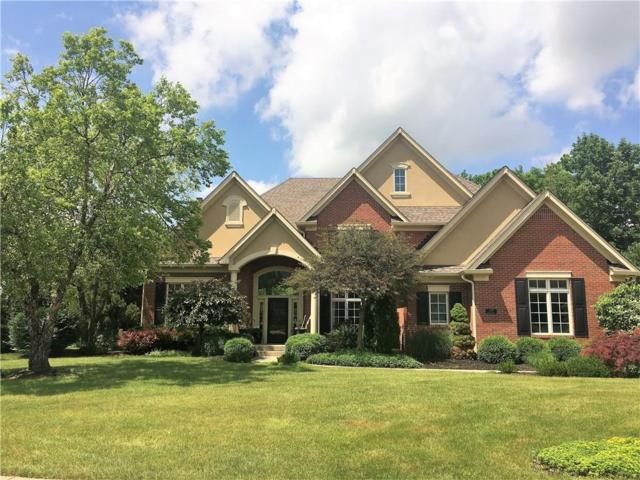 2976 Kings Court, Carmel, IN 46032 (MLS #21646182) :: AR/haus Group Realty