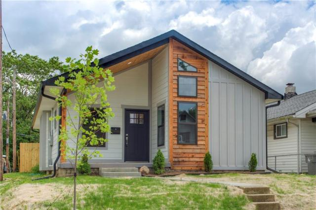 1815 New Street, Indianapolis, IN 46203 (MLS #21646184) :: AR/haus Group Realty