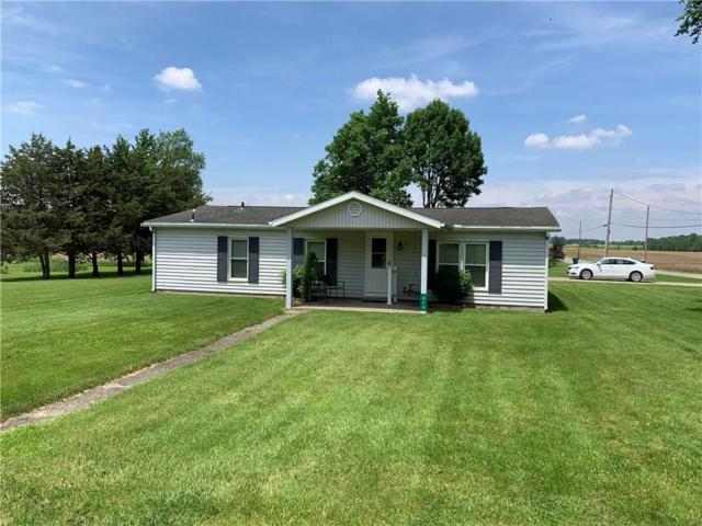 416 E Jefferson Street, Eaton, IN 47338 (MLS #21646186) :: The ORR Home Selling Team